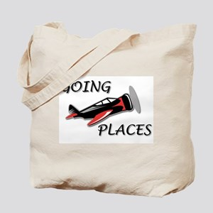 Airplanes Going Places! Tote Bag
