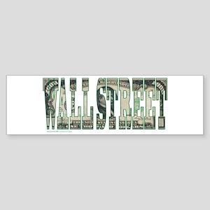 Wall Street Sticker (Bumper)