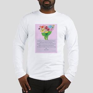 Encouragement Long Sleeve T-Shirt