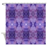 Mermaids (Lavender) Shower Curtain