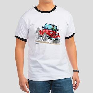 Willys-Kaiser CJ5 jeep Ringer T
