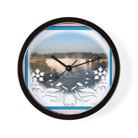 Niagara Falls Wall Clock02