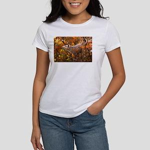 Autumn Opossum Women's T-Shirt