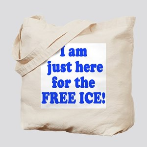 Free Ice Tote Bag