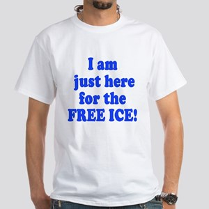 Free Ice White T-Shirt