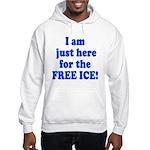 Free Ice Hooded Sweatshirt