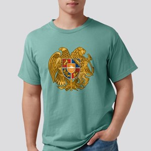 Coat of arms of Armenia  Mens Comfort Colors Shirt