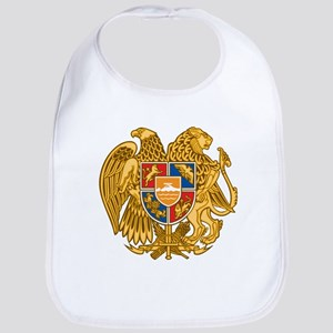 Coat of arms of Armenia - Armenian Emblem Baby Bib