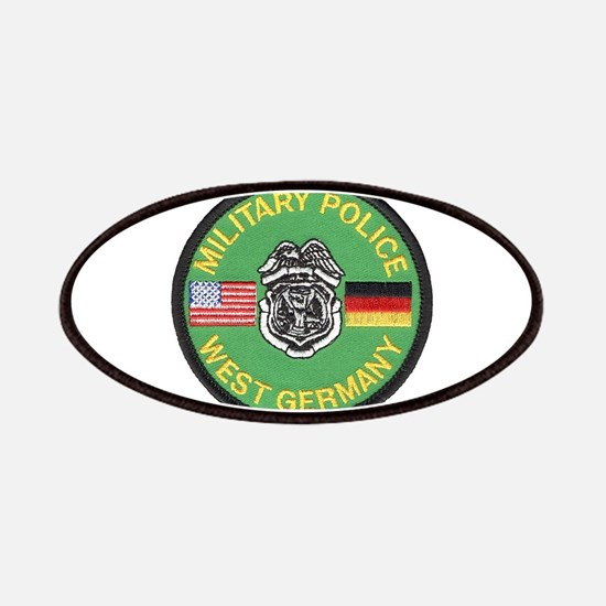 U S Military Police West Germany Patches