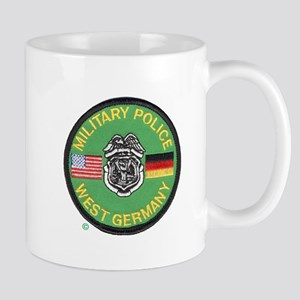 U S Military Police West Germany Mug