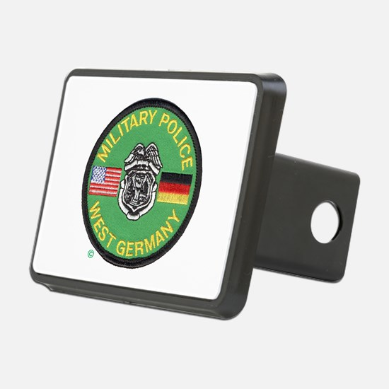 U S Military Police West Germany Hitch Cover