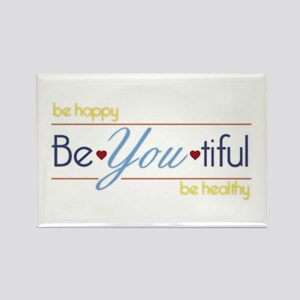 BeYOUtiful Rectangle Magnet