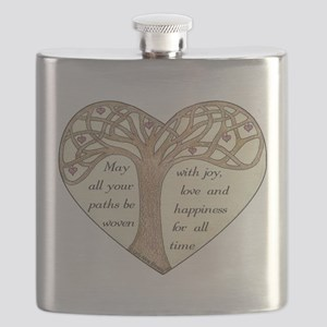 Blessing Tree Flask