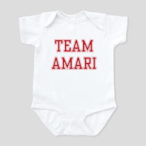 TEAM AMARI  Infant Bodysuit