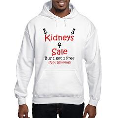 Kidneys 4 Sale Hoodie
