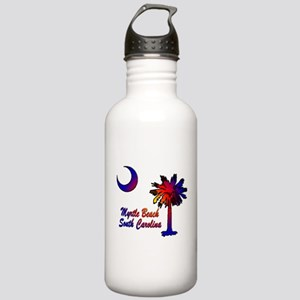 Myrtle Beach 8 Stainless Water Bottle 1.0L