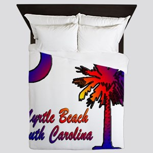 Myrtle Beach 8 Queen Duvet