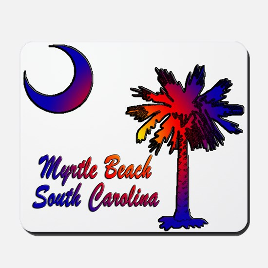 Myrtle Beach 8 Mousepad