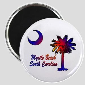 Myrtle Beach 8 Magnet