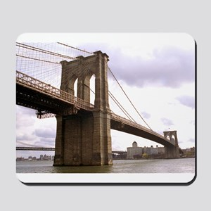 Brooklyn Bridge (Morning) Mousepad