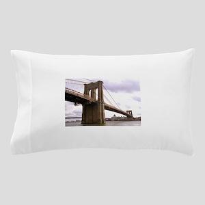 Brooklyn Bridge (Morning) Pillow Case