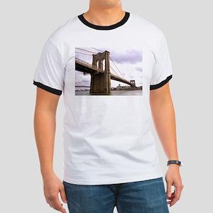 Brooklyn Bridge (Morning) Ringer T
