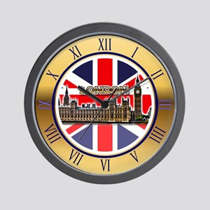 Thames River Wall Clock