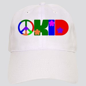 PEACE FLOWER KID Cap
