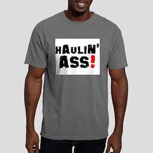 HAULIN ASS! Mens Comfort Colors Shirt