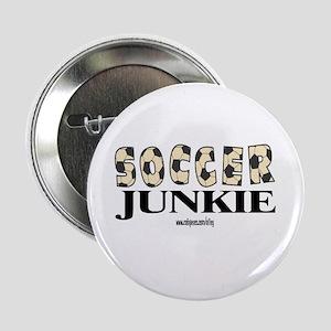 Soccer Junkie Button