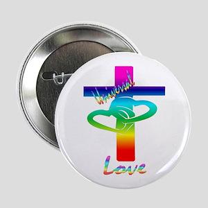 Universal Love Big Button