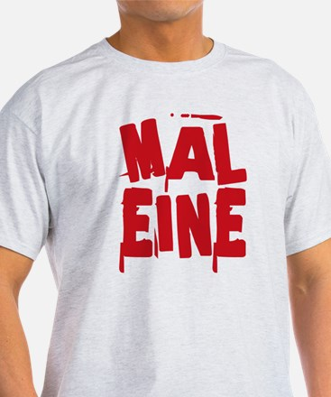 MALIGN CafePress HOT and SCARY.png T-Shirt