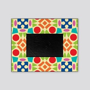 Geometric Design #3 Picture Frame