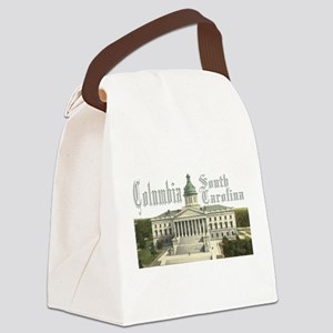 Columbia State House Canvas Lunch Bag