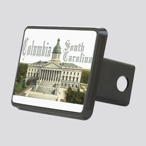 Columbia State House Rectangular Hitch Cover