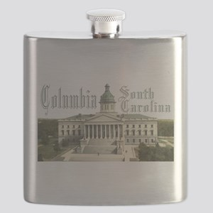 Columbia State House Flask