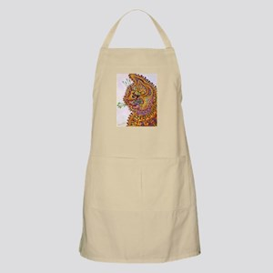 Louis Wain Vintage Fantasy Cat Wallpaper Apron