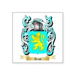 Arias Square Sticker 3