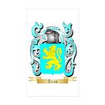 Arias Sticker (Rectangle 50 pk)