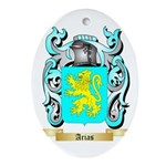 Arias Ornament (Oval)