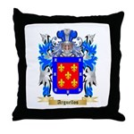 Arguellos Throw Pillow
