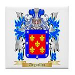 Arguellos Tile Coaster