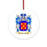 Arguellos Ornament (Round)