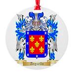 Arguello Round Ornament