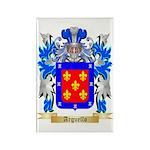 Arguello Rectangle Magnet (100 pack)