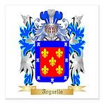 Arguello Square Car Magnet 3