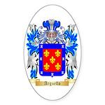 Arguello Sticker (Oval)