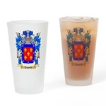 Arguello Drinking Glass
