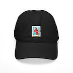 Arevalo Black Cap