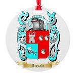 Arevalo Round Ornament